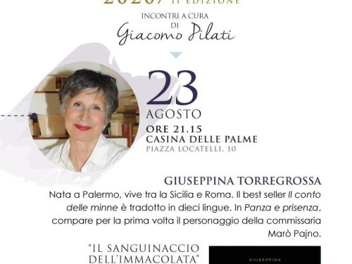 Trapani  incontra   …  Giuseppina  Torregrossa