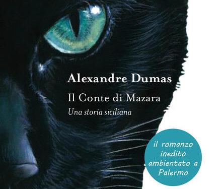 Il  Conte  di Mazara. Una  storia  siciliana  di  Alexandre Dumas (padre )